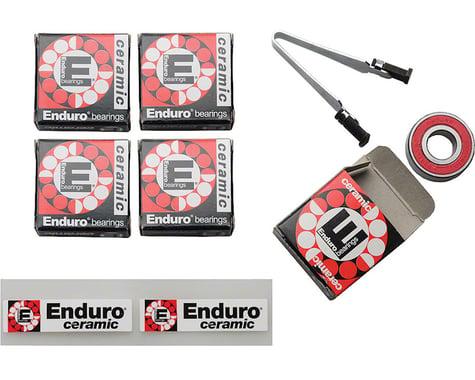 Enduro Ceramic Cartridge Bearing Kit (Mavic Ksyrium SL 2004+)