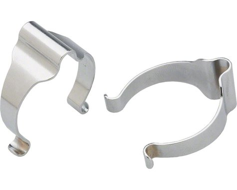 All-City Cable Housing Clamps (Silver)