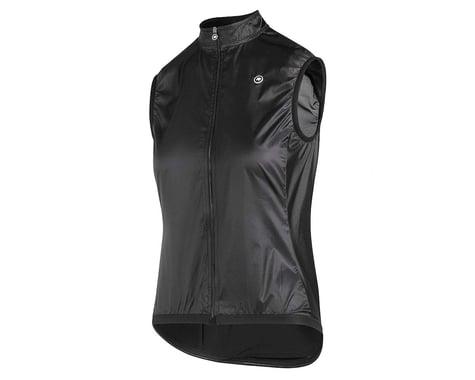 Assos UMA GT Women's Wind Vest (Black Series) (M)
