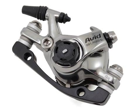 Avid BB7 Road SL Disc Brake Caliper (Grey) (Mechanical) (w/ HS1 Rotor) (Front or Rear) (140mm Rotor)