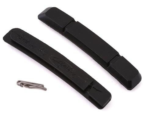 Avid Rim Wrangler 2 Brake Pad Inserts (Black) (1 Pair)