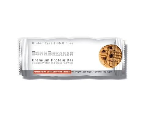 Bonk Breaker Premium Protein Bar (Peanut Butter & Jelly) (12   2.2oz Packets)