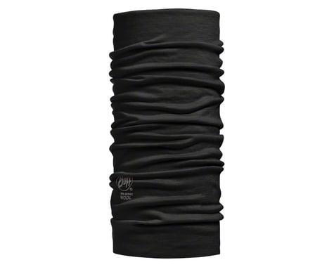 Buff Lightweight Merino Wool Multifunctional Headwear (Black) (One Size)