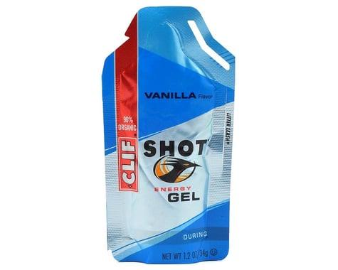 Clif Bar Shot Energy Gel (Vanilla) (24   1.2oz Packets)