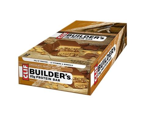 Clif Bar Builder's Protein Bar (Chocolate Peanut Butter (12 | 2.4oz Packets)