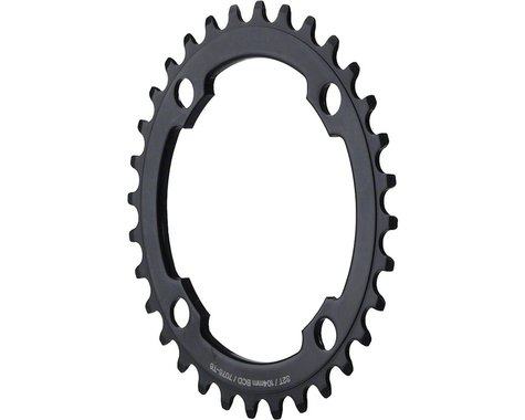Dimension Middle Chainring (Black) (104mm BCD) (Offset N/A) (32T)