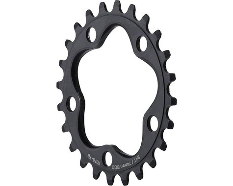 Dimension Inner Chainring (Black) (74mm BCD) (Offset N/A) (30T)
