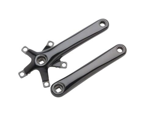 Dimension 110 Crank Arm Set w/ Bolts (Black) (170mm)