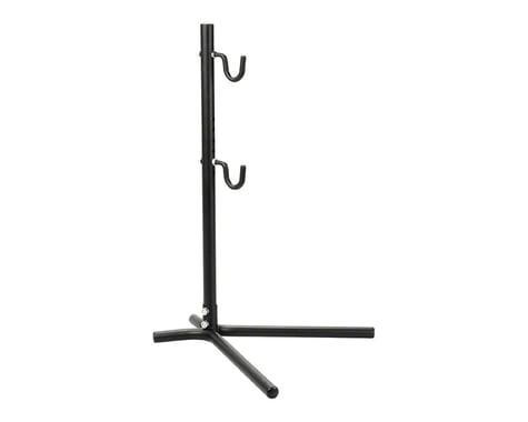 Dimension Rear Stay Adjustable Bike Stand (Black) (1 Bike)