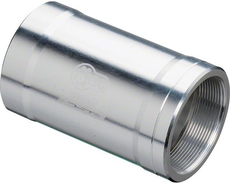 FSA BB30 to 73mm English Thread Bottom Bracket Adaptor (Silver) (BB30 to BSA)