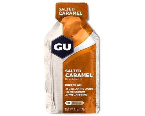 GU Energy Gel (Salted Caramel) (8 | 1.1oz Packets)