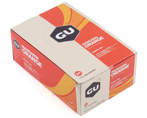 GU Energy Gel (Mandarin Orange) (24   1.1oz Packets)