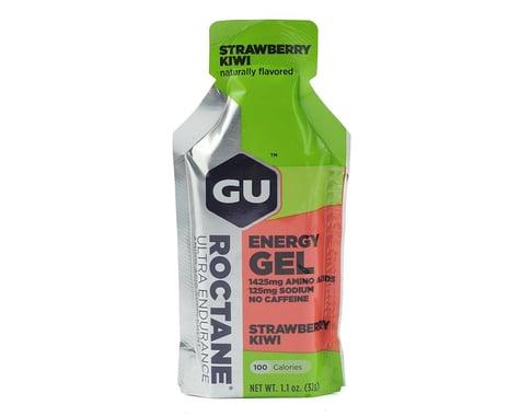 GU Roctane Gel (Strawberry Kiwi) (24 | 1.1oz Packets)