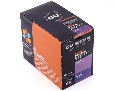 GU Roctane Energy Drink Mix (Grape) (10 | 2.3oz Packets)