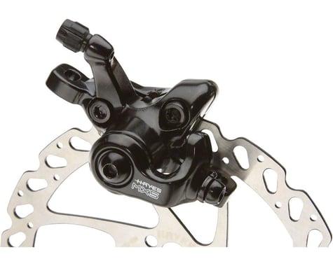 Hayes MX-5 Disc Brake Caliper (Black) (Mechanical) (w/ 160mm Rotor) (Front or Rear)