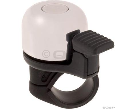 Mirrycle Incredibell Original Handlebar Bell (Silver)