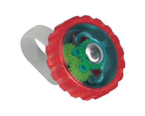 Mirrycle Incredibell JelliBell Bike Handlebar Bell (Red)