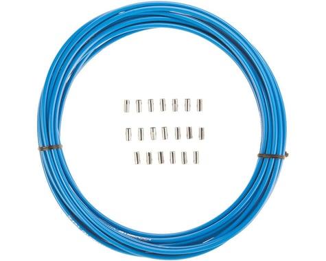 Jagwire Sport Brake Housing (Blue) (5mm) (10 Meters)