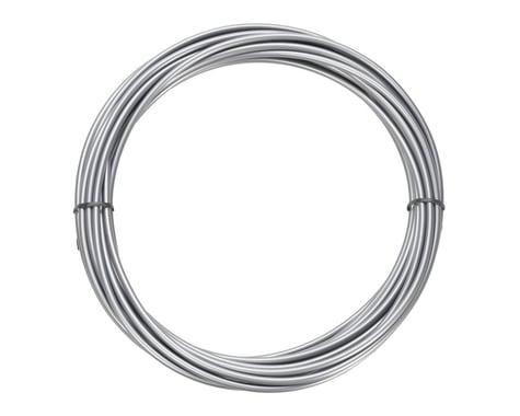 Jagwire Sport Brake Housing (Silver) (5mm) (10 Meters)
