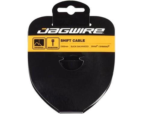 Jagwire Sport Slick Derailleur Cable (Shimano/SRAM) (1.1mm) (2300mm) (1 Pack) (Galvanized)