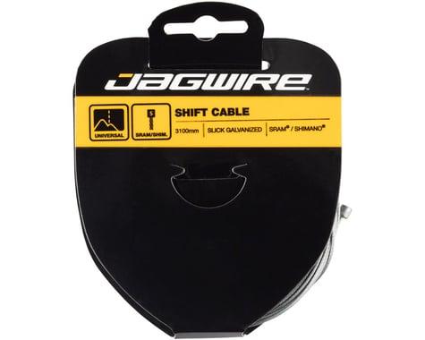 Jagwire Sport Slick Tandem Derailleur Cable (Shimano/SRAM) (1.1mm) (3100mm) (Galvanized)