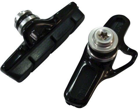 Jagwire Road Pro C Brake Pads (Black) (Campagnolo Skeleton) (1 Pair)