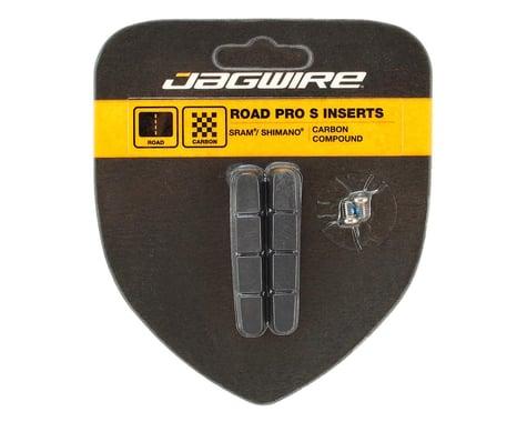 Jagwire Road Pro S Carbon Brake Pad Inserts (Black) (Shimano/SRAM)