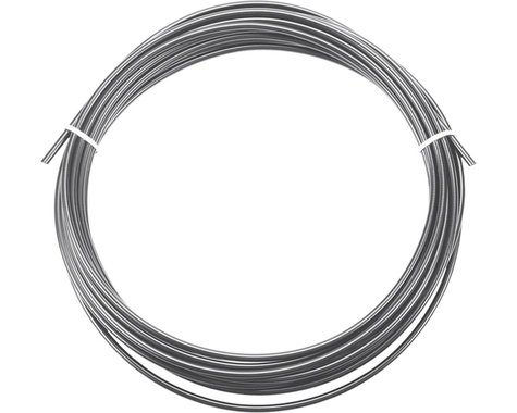 Jagwire Sport Derailleur Cable Housing (Grey) (4mm) (10 Meters)