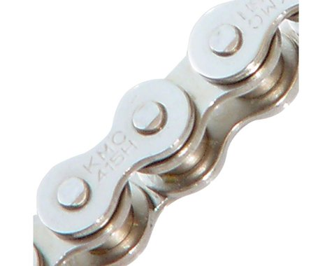 KMC 415H Chain (Silver) (Single Speed) (98 Links)