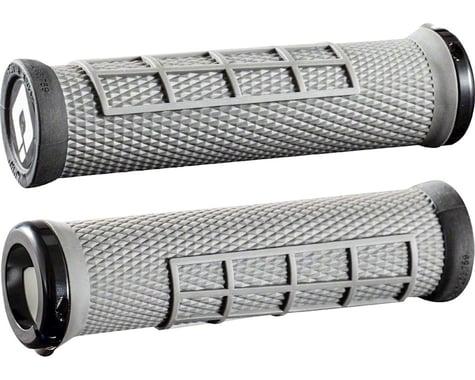 ODI Elite Flow Lock-On Grips (Graphite/Black)