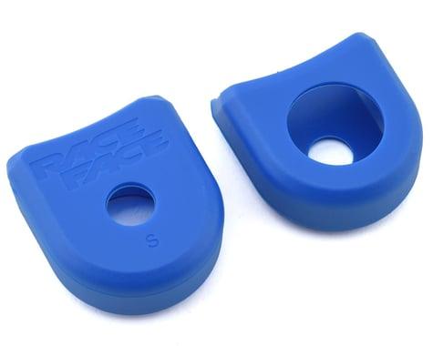 Race Face Crank Boots for Aluminum Cranks (Blue) (2)