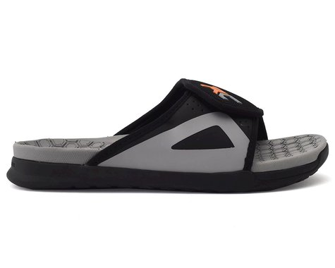 Ride Concepts Youth Coaster Slider Shoe (Black/Orange) (Youth 3)