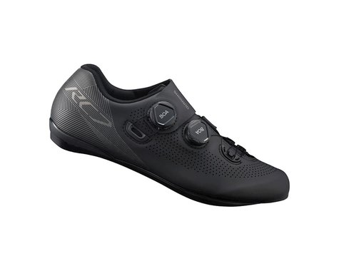 Shimano SH-RC701 Wide Road Shoe (Black)