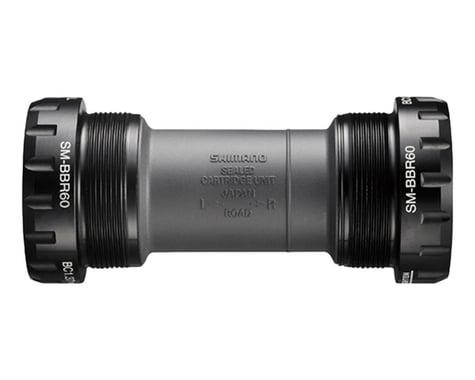 Shimano Ultegra SM-BBR60 Bottom Bracket (Black) (Italian) (70mm)