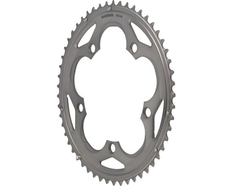 Shimano 105 5700 Chainring (Silver) (130mm BCD) (Offset N/A) (53T)