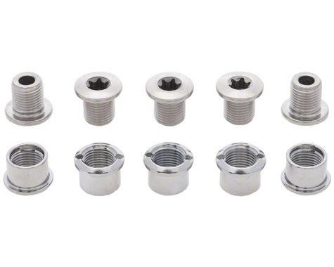 Shimano 105 FC-5700 Double Chainring Bolt Set (10)