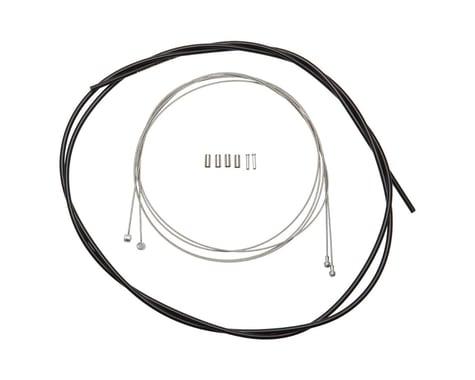 Shimano Universal Brake Cable Kit (Black) (Road & Mountain) (1.6mm) (1000/2050mm)