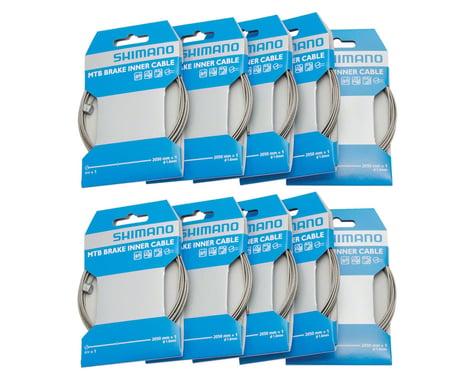 Shimano Universal Brake Cable (1.6 x 2050mm) (10)