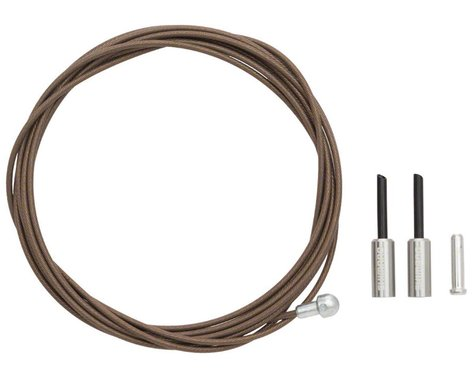 Shimano Road Brake Cable (Stainless) (Polymer Coated) (1.6mm) (2050mm) (1 Pack)