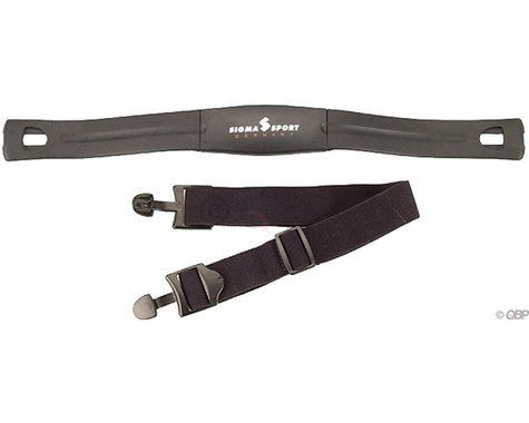 Sigma Heart Rate Chest Strap/Transmitter (Black)