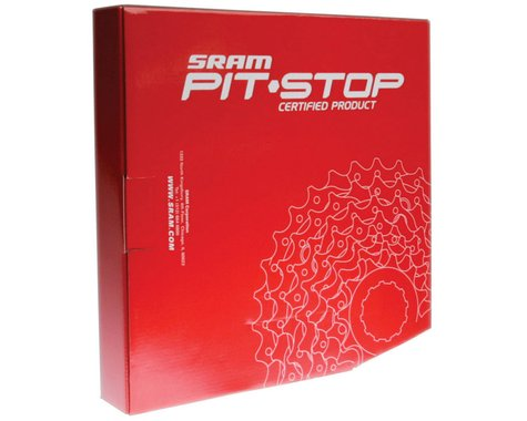 SRAM Derailleur Cable Housing (White) (4mm) (30 Meters)