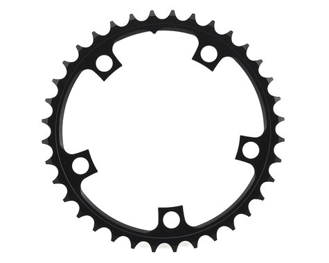 SRAM Red/Force/Rival/Apex 10 Speed Chainring (Black) (110mm BCD) (Offset N/A) (36T)