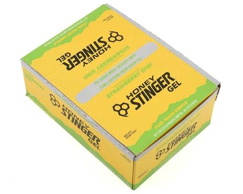 Honey Stinger Organic Energy Gel (Kiwi-Strawberry w/ Caffeine) (24 | 1.2oz Packets)