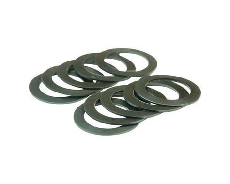 Wheels Manufacturing Bottom Bracket Spacers for 30mm Spindles (10) (1mm)